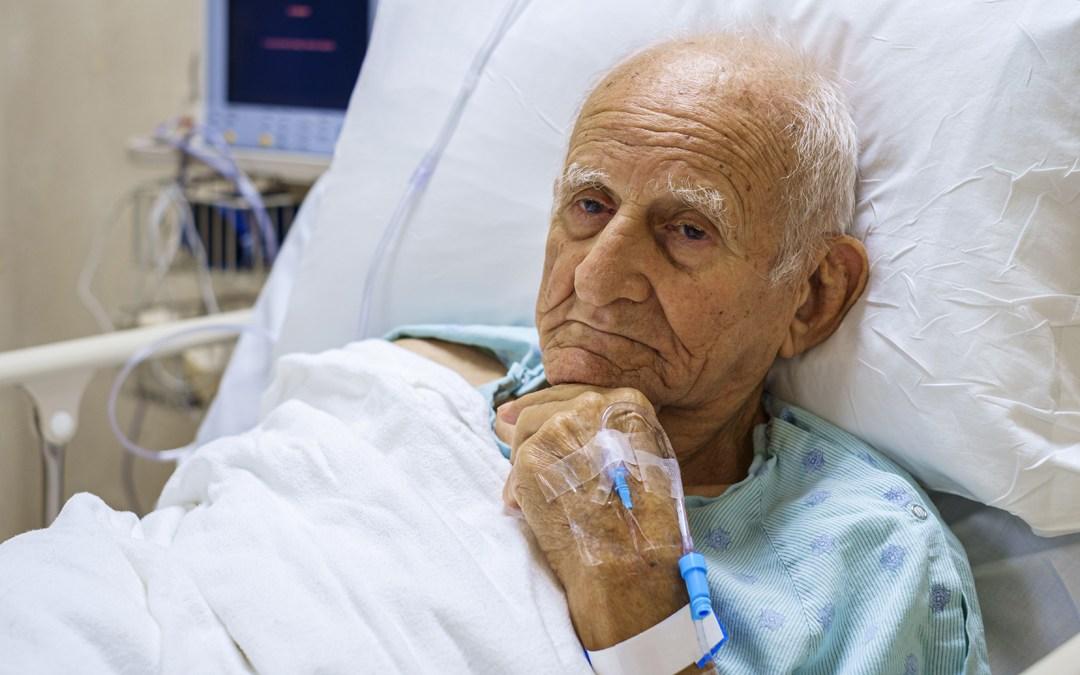 Qué le ha pasado a mi familiar en el hospital: el delirium