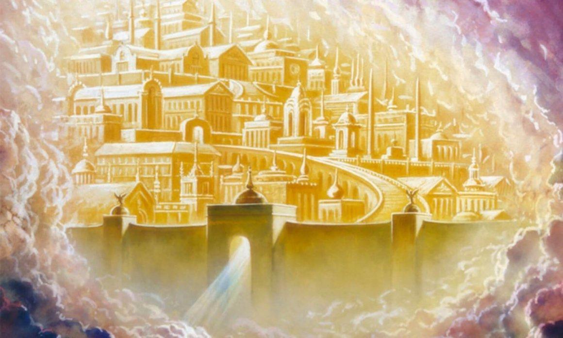Es verdad que hay una Nueva Jerusalén en el cielo ...