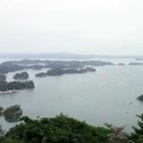 大高森展望台からの松島湾
