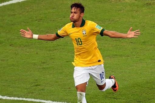 Top Footballer Neymar