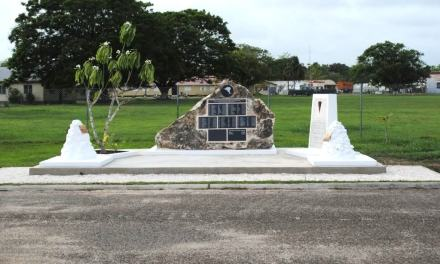 UNITED KINGDOM MEMORIAL BELIZE