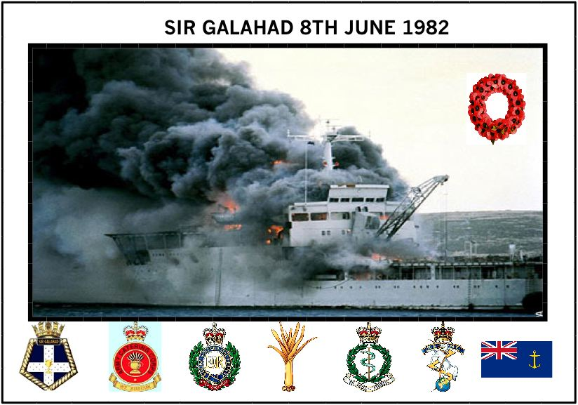8TH JUNE 1982 SIR GALAHAD