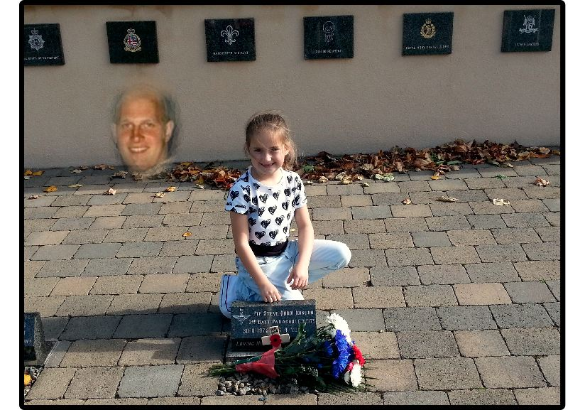 A LITTLE GIRL REMEMBERS HER DADDY