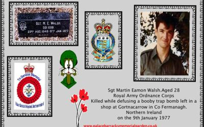 37 Years Since he lost his life. He is still remembered with Honour and Pride