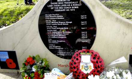 M62 Bombing 4th February 1974  Always Remembered