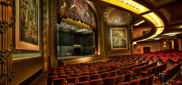 Palace Theatre Downtown Los Angeles