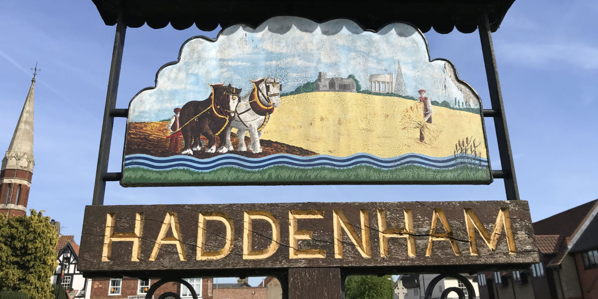 Unearthing History in Haddenham