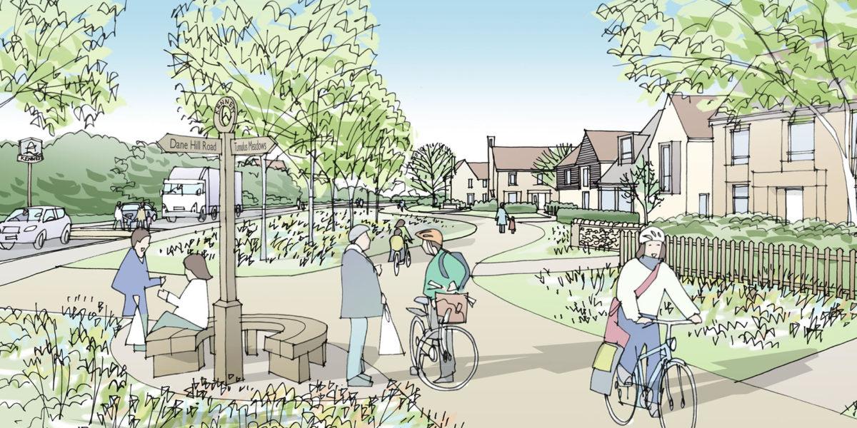 Residents help shape vision for Kennett garden village