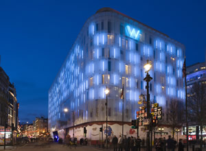 W London Leicester Square