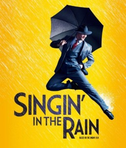 Singing in the Rain tickets