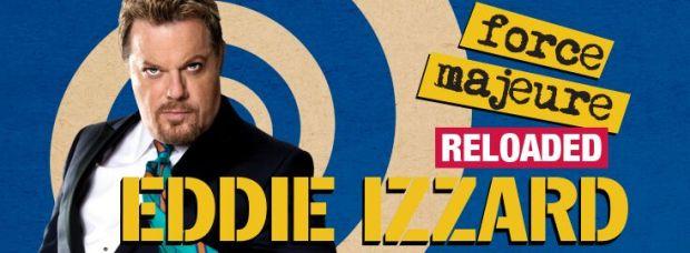 Eddie Izzard satellite