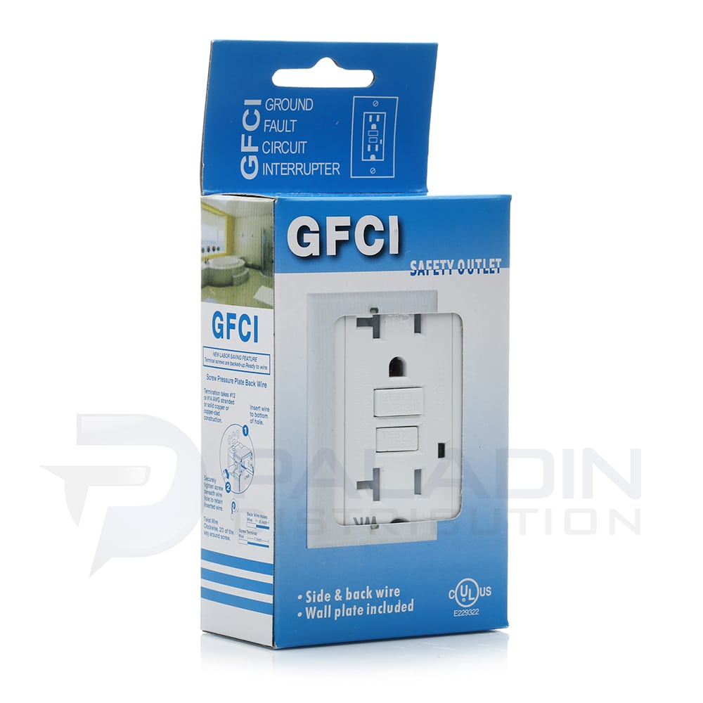 Wiring Diagram For 20a Gfi Outlet With Switch Doityourselfcom