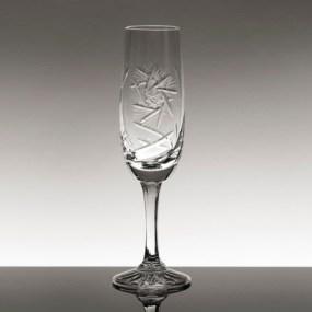 Pahare sampanie din cristal Bohemia - Imperial New