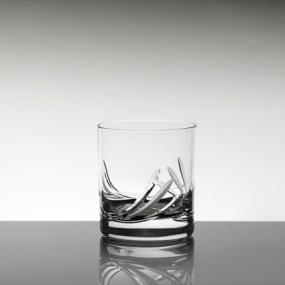 Set pahare whisky din cristal Bohemia - Ambrozie