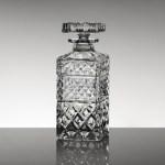 Sticla whisky din cristal Bohemia - Madison