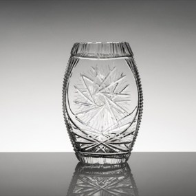 Vaza din cristal Bohemia - Afrodita