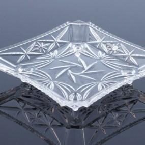 platou din cristal Bohemia - Eridan