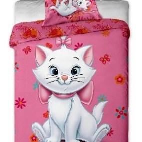 Lenjerie de pat copii bumbac MARIE CAT 2013