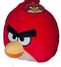 Perna decor pentru copii ANGRY BIRDS-LUKE PLUSH