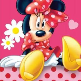 Prosoape Disney copii MINNIE MOUSE Pinkie