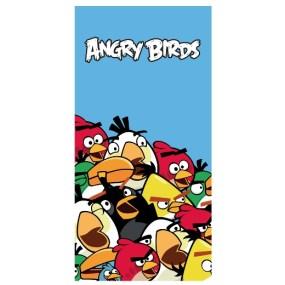 Prosoape pentru copii ANGRY BIRDS-CROWD BLUE