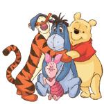 Prosoape Disney pentru copii WINNIE THE POOH