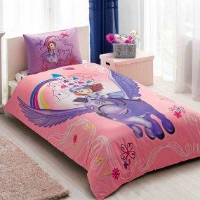 lenjerie de pat copii - SOFIA si MINIMUS