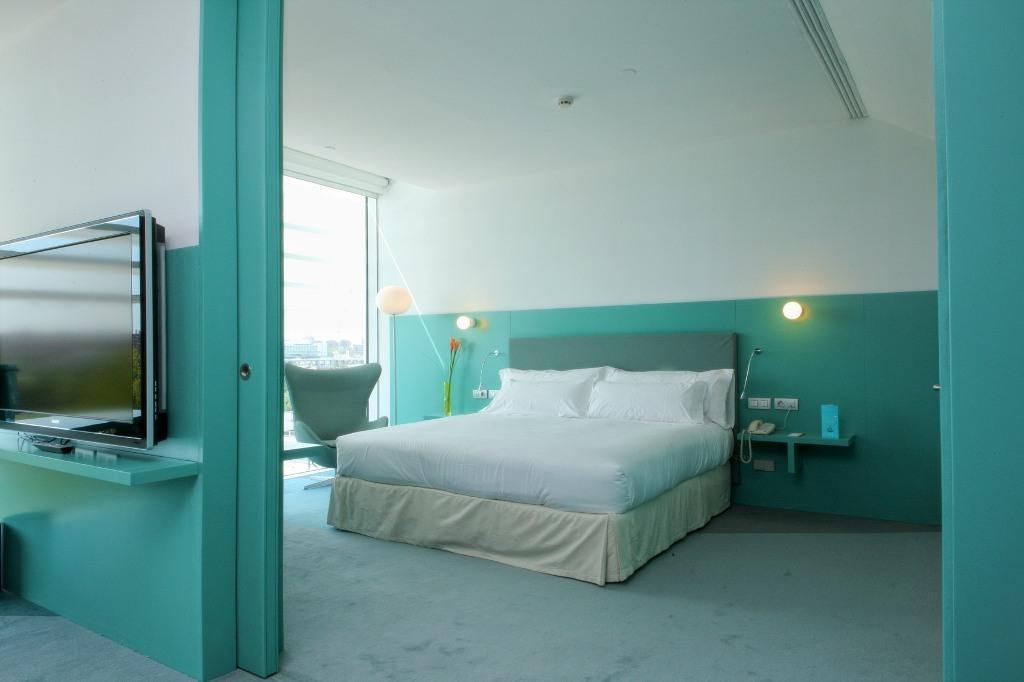Habitacion Hotel Con Jacuzzi Madrid