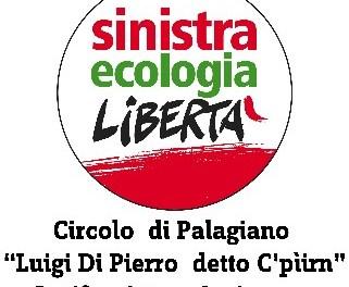 I circoli cittadini di SEL, e l'ARCA esprimono profondo rispetto e accorata solidarietà nei confronti del Consigliere Giovanni Romanazzi
