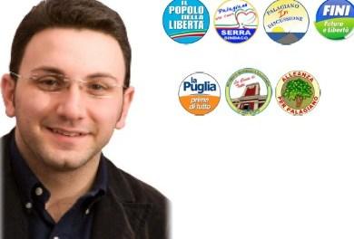 """Coalizione """"Serra Sindaco"""", tutte le liste e candidati"""