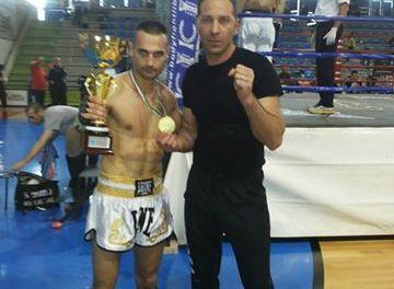 Vorrielli Rocco Campione Italiano di Kickboxing