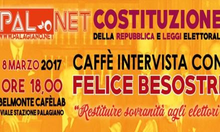 Caffè intervista con Felice Besostri