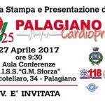 """Conferenza stampa di presentazione del progetto PAD """"Palagiano cardioprotetta"""""""