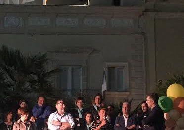 Gisonna ha presentato la giunta Palagiano 2017-2022
