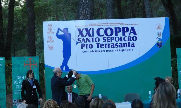 TORNEO DI GOLFCOPPA SANTO SEPOLCRO