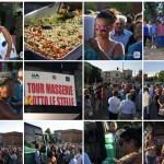 San Lorenzo con la pizzica e il gusto della Puglia a Masseria sotto le stelle