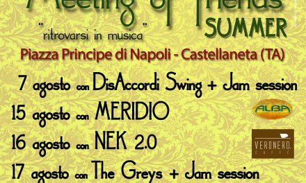 "Arriva ""Meeting of Friends Summer 2017"""