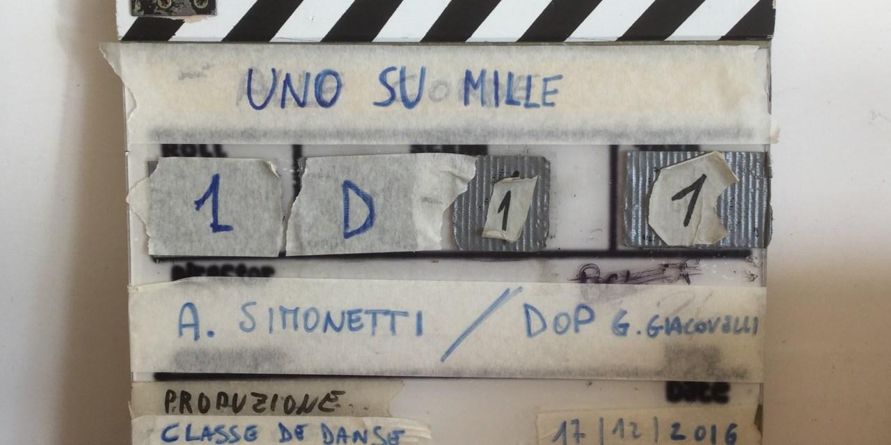 """""""Uno su mille"""" Proiezione cortometraggio"""