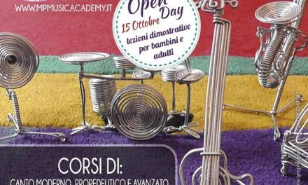 OPEN DAY MP Music Academy
