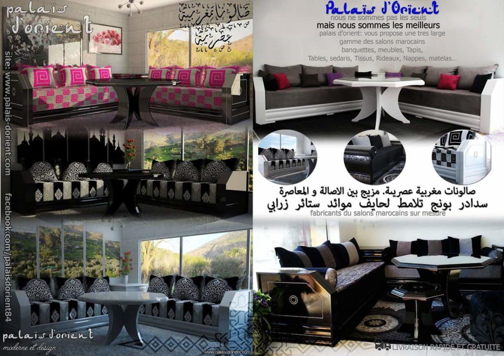 palais d orient salon marocain sarrians tel