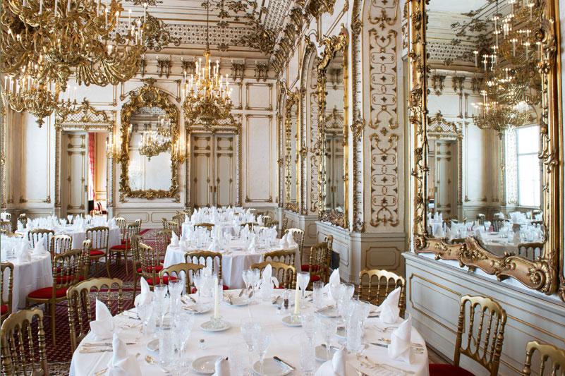 Palais Pallavicini  Great Ballroom