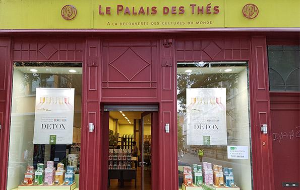 store namur palais des thes