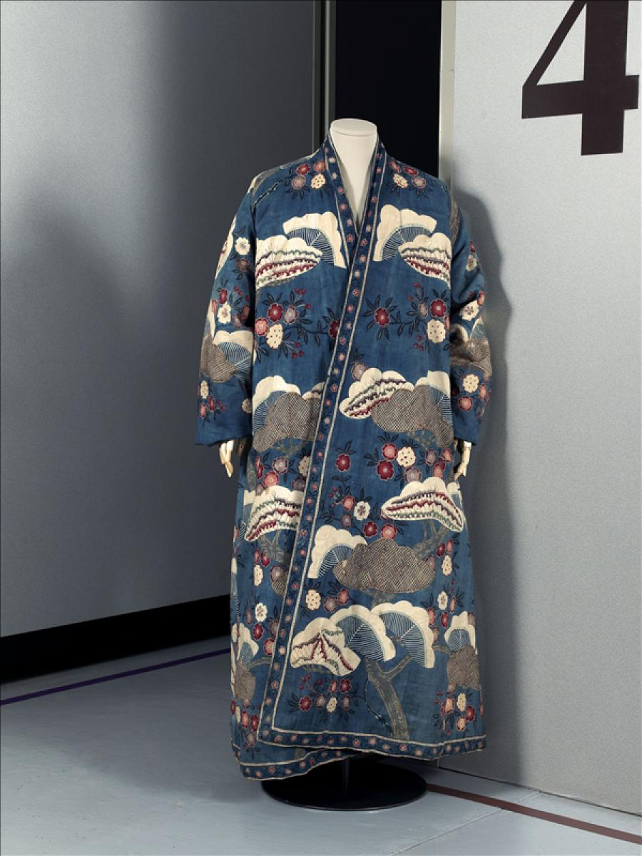 Robe de chambre dhomme  Palais Galliera  Muse de la mode de la Ville de Paris