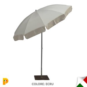 Classic parasol with valances - Novara