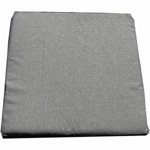 cuscini per sedie effetto metallico
