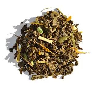 herbata zielona gunpowder spring, palarnia kawy ja-wa Kraków