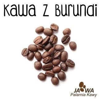 Kawa z Burundi