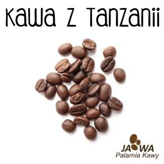 Kawa z Tanzanii