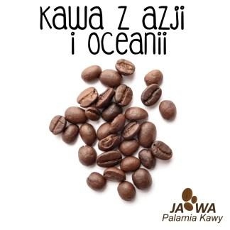 Kawy z Azji i Oceanii