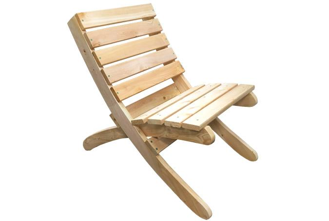 wood camp chair art deco arm portable folding wooden camping product dimensions